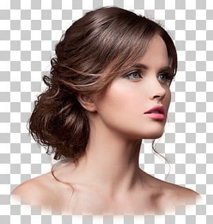Layered Hair Hairstyle Hair Coloring Wig Step Cutting PNG