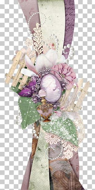 Digital Scrapbooking Flower PNG