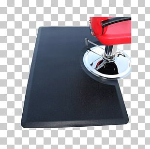 Rectangle Mat Beauty Parlour Barber Chair Semicircle PNG