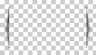 Black And White Square Symmetry Pattern PNG