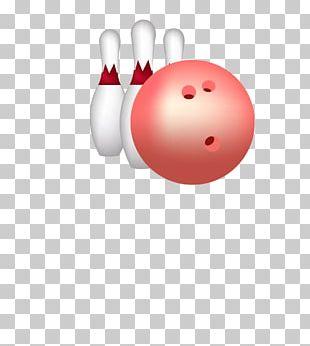 Bowling Ball Bowling Pin Ten-pin Bowling Sports Equipment PNG