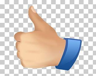 Thumb Signal Facebook PNG
