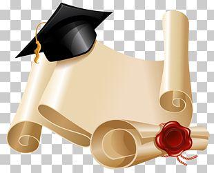 Graduation Ceremony Square Academic Cap Diploma PNG
