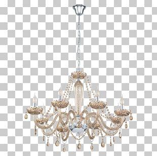 Lighting Chandelier EGLO Pendant Light PNG