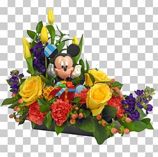 Floral Design Flower Bouquet Cut Flowers Birthday PNG