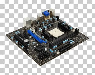 Socket FM2 Motherboard MicroATX Micro-Star International USB 3.0 PNG