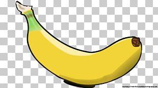 Banana Peel PNG
