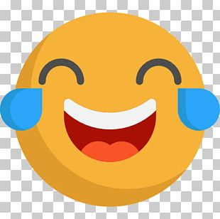 Smiley Emoticon Face With Tears Of Joy Emoji Computer Icons Laughter PNG