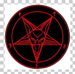 The Satanic Rituals Church Of Satan Satanism Pentagram Sigil Of Baphomet PNG