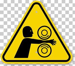 Warning Sign Hazard Symbol Warning Label PNG