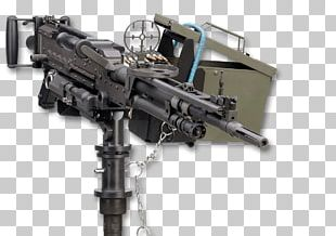 Weapon Firearm Machine Gun FN Herstal .50 BMG PNG