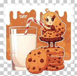 Chibi Muffin Food Drawing Anime PNG
