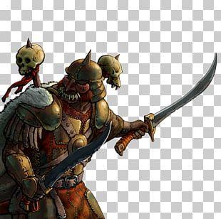 The Battle For Wesnoth Orc Portrait Legendary Creature Demon PNG