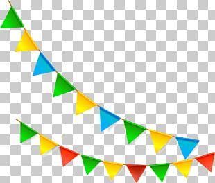 Bunting Flag Pennon PNG