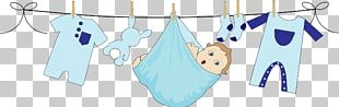 Children's Clothing Infant Clothes Line Baby Shower PNG