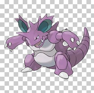 Pokémon Red And Blue Pokémon GO Nidoking Nidoqueen PNG