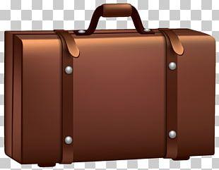 Suitcase Baggage PNG