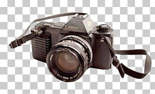 Canon AE-1 Camera High-definition Video PNG