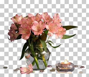 Floral Design Vase Flower PNG
