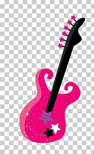 Guitar Rock Music Rockstar PNG