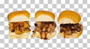 Hamburger Fast Food Slider Breakfast Sandwich Cheeseburger PNG