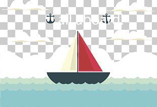 Sailing Ship Euclidean PNG