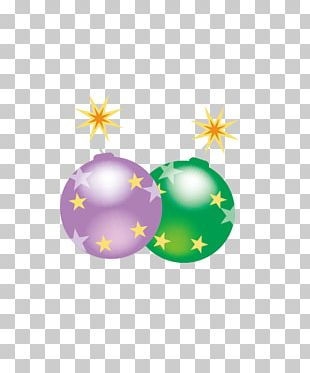 Color Cartoon Bomb PNG