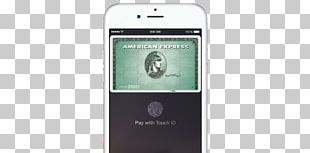 IPhone Apple Pay Touch ID Apple Wallet PNG