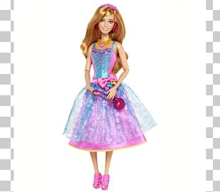 Amazon.com Barbie Doll Toy Gown PNG