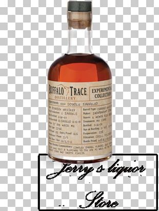 Buffalo Trace Distillery Liqueur Bourbon Whiskey American Whiskey PNG