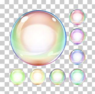 Soap Bubble Color PNG