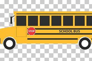 School Bus Transport School District PNG