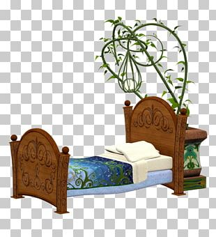 Bed Furniture PNG