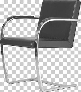 Brno Chair Eetkamerstoel Wing Chair PNG