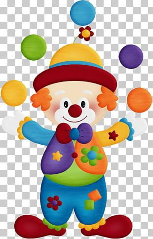 Clown Circus Drawing Photography PNG