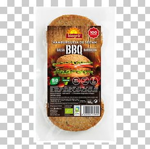 Veggie Burger Hamburger Barbecue Sauce Textured Vegetable Protein PNG