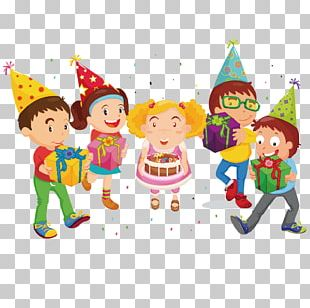 Birthday Cake Happy Birthday To You Childrens Party PNG
