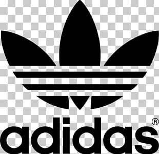 T-shirt Adidas Originals Three Stripes Trefoil PNG