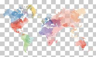 Globe United States World Map PNG
