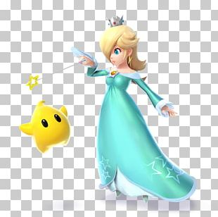 Super Smash Bros. For Nintendo 3DS And Wii U Mario Bros. Super Smash Bros. Brawl Super Mario Galaxy Rosalina PNG