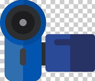 Digital Data Video Camera Icon PNG