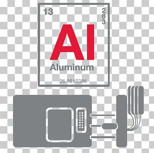 Periodic Table Aluminium Chemical Element Symbol Zinc PNG