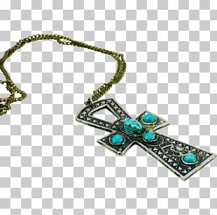 Turquoise Necklace Charms & Pendants Chain Jewellery PNG