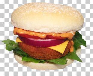 Veggie Burger Hamburger Vegetarian Cuisine Cheeseburger Chicken Sandwich PNG