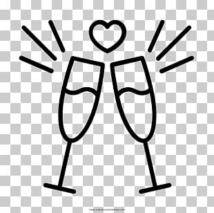 Champagne Glass Sparkling Wine Computer Icons PNG