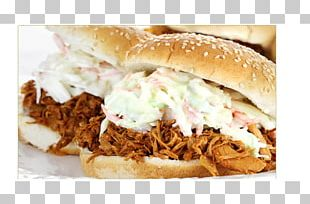Coleslaw Hamburger Barbecue Slider Chili Con Carne PNG