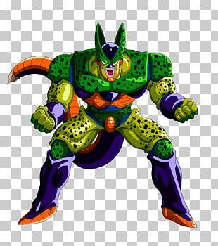 Cell Frieza Goku Majin Buu Dragon Ball Xenoverse PNG