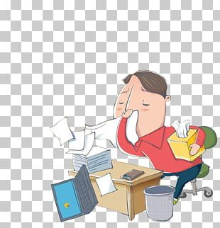 Cartoon Sneeze Common Cold PNG