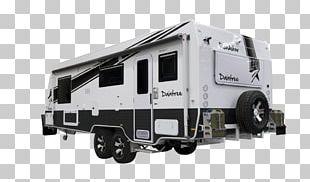 Caravan Daintree Rainforest Campervans Motor Vehicle PNG