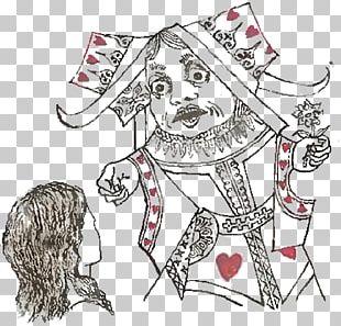 Alice's Adventures In Wonderland Queen Of Hearts Red Queen Through The Looking-Glass PNG